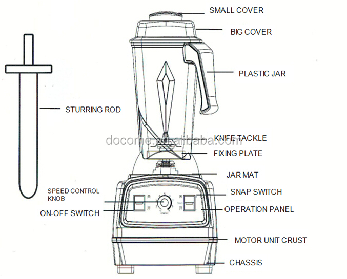 oster stand mixer parts