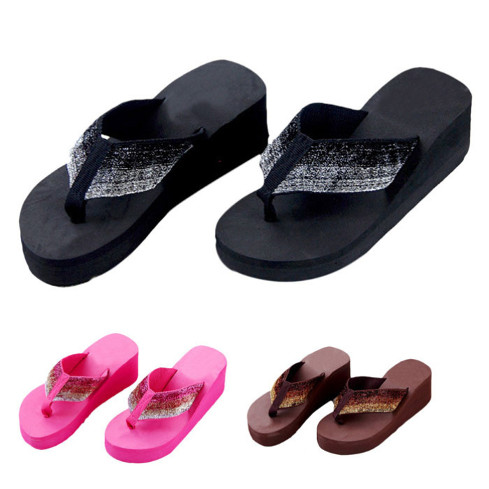 6809812a4 Get Quotations · Splendid Women Summer Flip Flops Shoes Sandals Slipper  indoor   outdoor Flip-flops Free Shipping