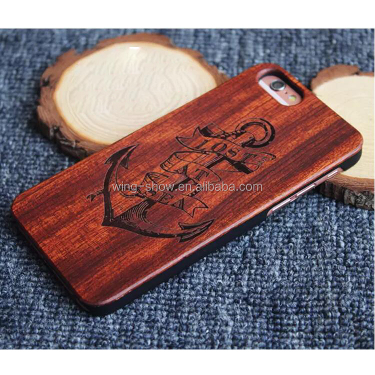For apple iPhone 6/6s Wood Grain Mobile phone case 3 in 1 Removable Hard Plastic Case for iPhone 7