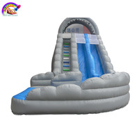 Professional Customized Large Inflatable Water Slides