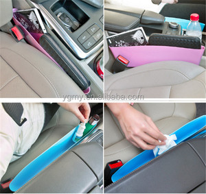Car Storage Bag Organizer phone book keys wallet card Automobiles Auto Interior Bags Storing Boxes