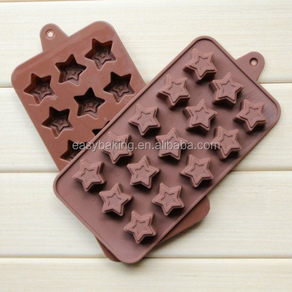 chocolate molds in cake tools