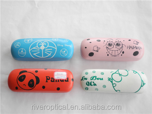 Personalized Mini Eye Glasses Case Cute Hard Glasses Case For Kids ...
