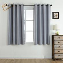 Ya hecha la cortina simple Blackout curtain diseño
