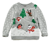 2016 new style baby sweater design christmans sweater for kids hand knitted