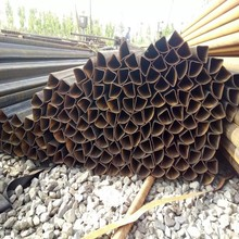 hot sales triangle sharp structural Special section steel tubes (pipes)
