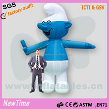inflatable tall nude cartoon characters for advertising