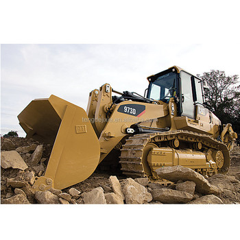 2018 Cat 973d 963d 953d 973k 963k 953k 973wh Track Loader Cat Track Loader  Low Price Crawler Loader From China - Buy Cat Track Loader,973d,973d Track