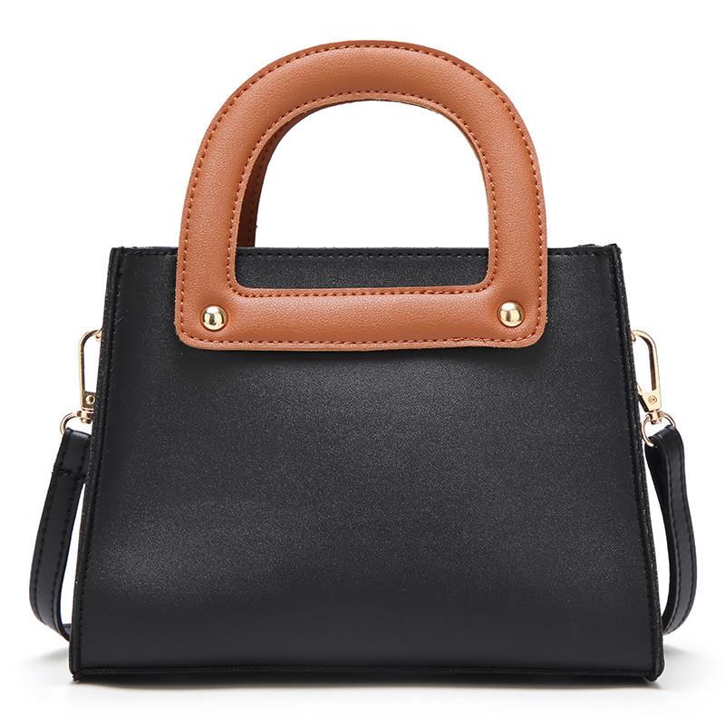 2018 Womens Faux Leather Top Handle Satchel Handbags Designer Tote Purse Shoulder Bag