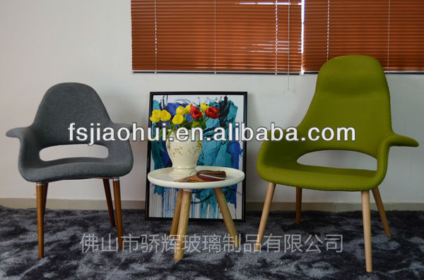 modern Organic Highback Chair