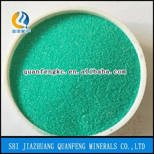 China fine color silica sand for Floor Paving