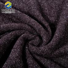 Good service factory fashionable acrylic nylon wool double knit scuba fabrics