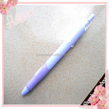 TP-11 beautiful color /pink Promotional Plastic Ball Pen/ ballpoint pen for school