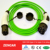 Hot sales ev coil cable green color for type 1 to type 2 ev charging cable