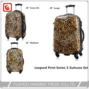 4cc775579d70 girly top 10 luggages trolley bag luggage set