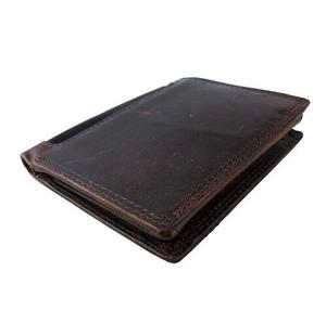 Hot Selling Soft Slim Real Leather Men's Wallet