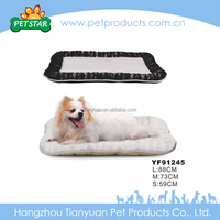 Pet Product Factory And Cheap Soft Plush Outdoor Dog Bed
