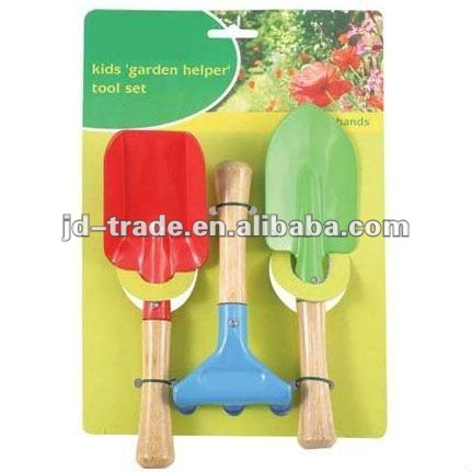 27x24x4 cm Top Quality Children Garden Tool Set with Promotions