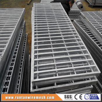 Road Drainage Steel Grating Manhole Frame And Grate