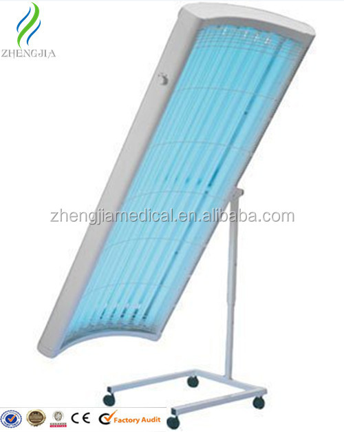 group purchasing!!zhengjia 8x100w tanning bed/Canopy Solarium machine with good quality
