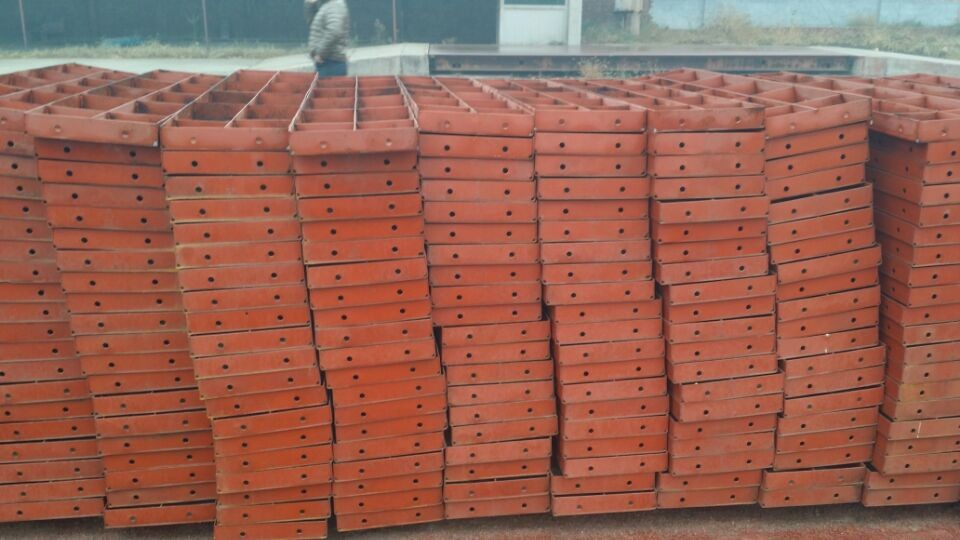 Steel Concrete Forms : Full metal concrete form work gang buy steel