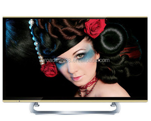 "48 inch FHD Ultra-thin Golden LED television with Android 4.4/48"" FHD Android 4.4 LED TV with VGA/USB/AV/Component"