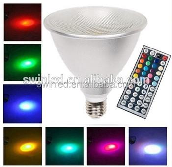 Color Changing Par38 Led Light Bulbs