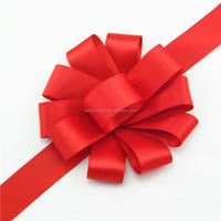 Professional Manufacture fashion design Ribbon bow for packaging pull bow making machine