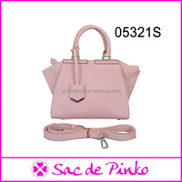 Buy Wholesale from China Metal Frame Systyle PU Leather Handbags