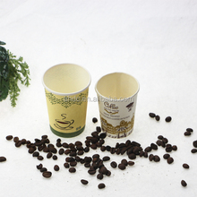 Wholesale eco-friendly custom printed tea cup disposable