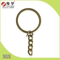 Wholesale stainless steel key ring for key