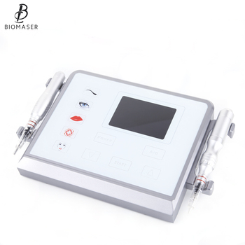 Biomaser Private Label Digital Micropigmentation Tattoo Maschine / PMU-Patronen Permanent Make-up-Maschine