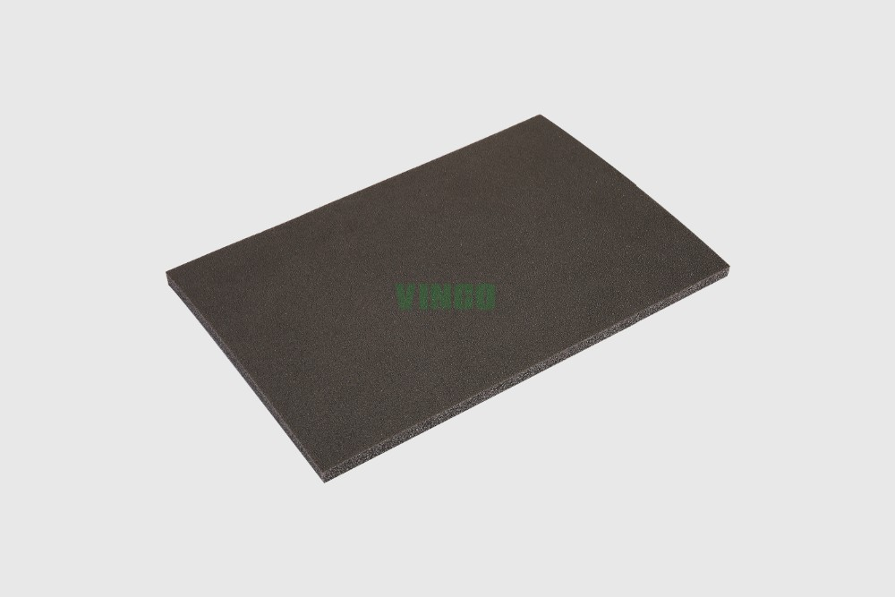 Sound Absorbing Flooring : Sound isolation foam shock vibration absorption floor mat
