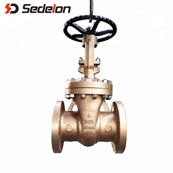 Bronze Valve Marine C95800 Gate /Globe/Check /Ball valve Factory Sale