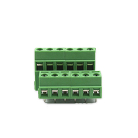 UTL euro terminal cable connector MU1.5HM2L5.0(5.08) High quality pitch 5.0/5.08mm screw type pcb terminal block bus bar
