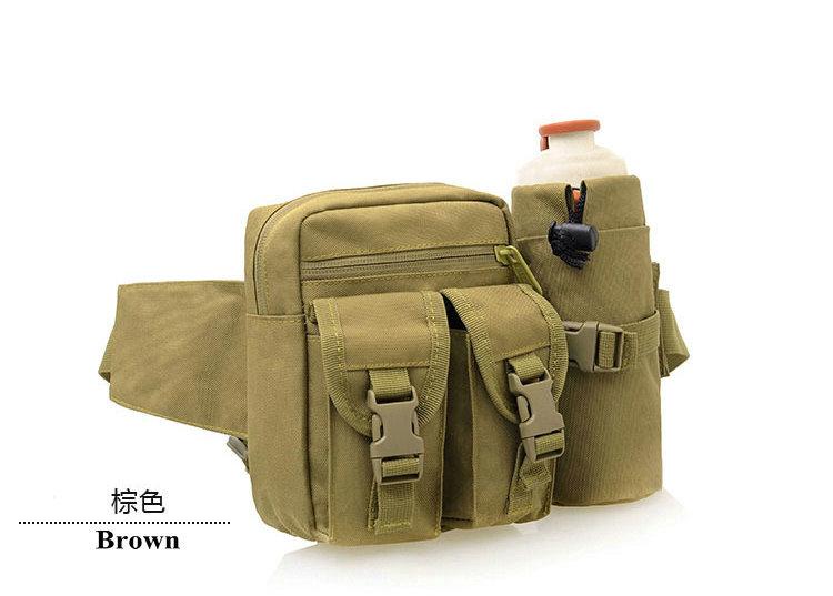 47ed6258fcc Get Quotations · 2015 Hot Waterproof Sport Waist Bag Tactical Waist Pack  Runnig Waist Pack