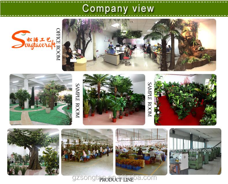 Decorative Indoor Artificial Plants Artificial Potted Plants Home Decoration Artificial Potted Plants