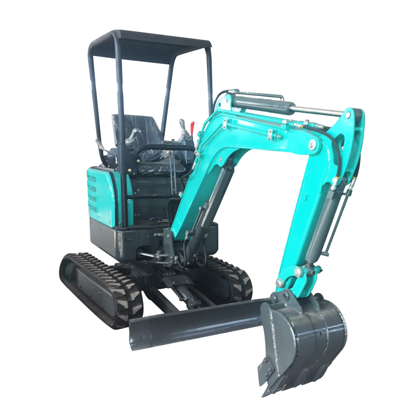 Crawler mini 1 ton escavatore