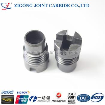 China Manufacturer Tungsten Carbide Oil Drill Bit Nozzle