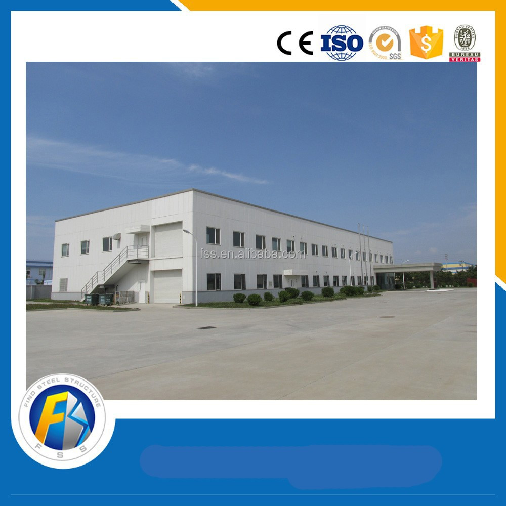 Large span steel structure warehouse china supply