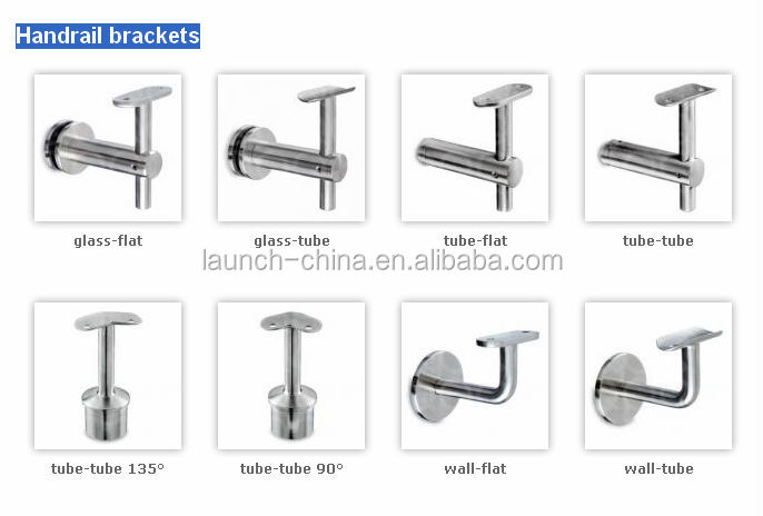 Stainless Steel Pipe Wall Mounting Brackets Buy