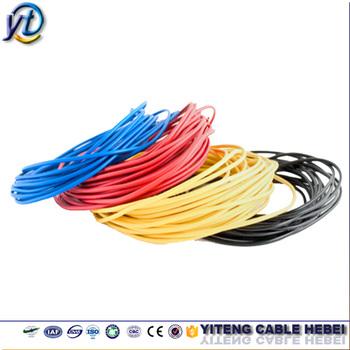 Pvc Flexible Kabel 1,5mm/2,5mm Solide Und Elektrischen Draht Pvc ...