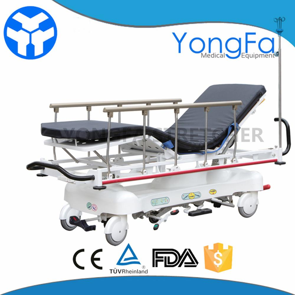 YFTC-Y4A(III) Hospital  Patient Ambulance Bed