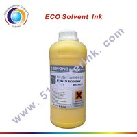 For DX4 and DX5 Print Head Epson Roland Mimaki Mutoh Printers High Quality Eco Solvent Ink