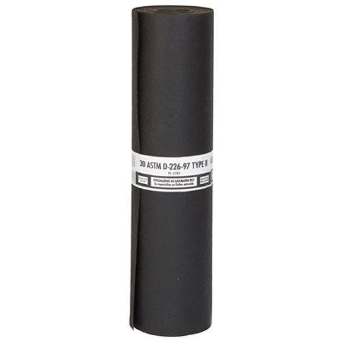 TARCO 30 ASTM D-226 DADE CNTY 30LB D226 Asphalt Felt