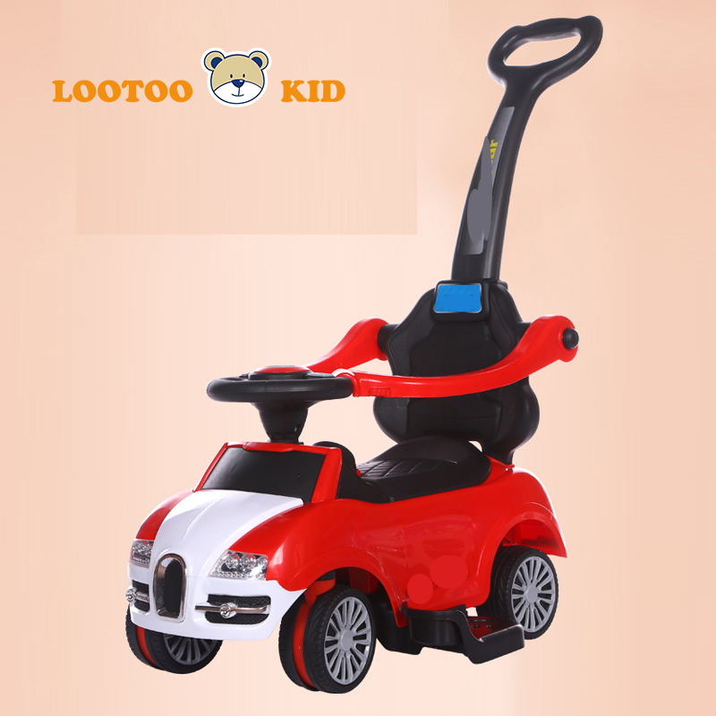 Plastic cheap most popular kiddie rides car for children/baby walker ride on car musical car