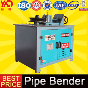 New Machine For Small Business Roll Cage Manual Electric Tube Bender For  Sale