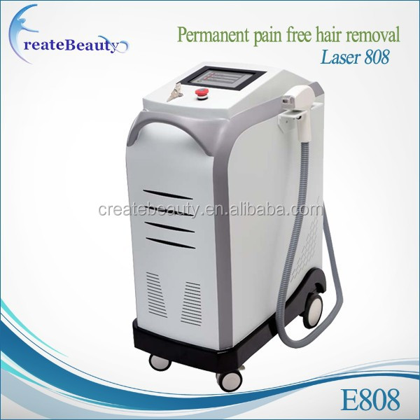 Best price hot selling good brown hair 808-810nm diode laser hair removal machine