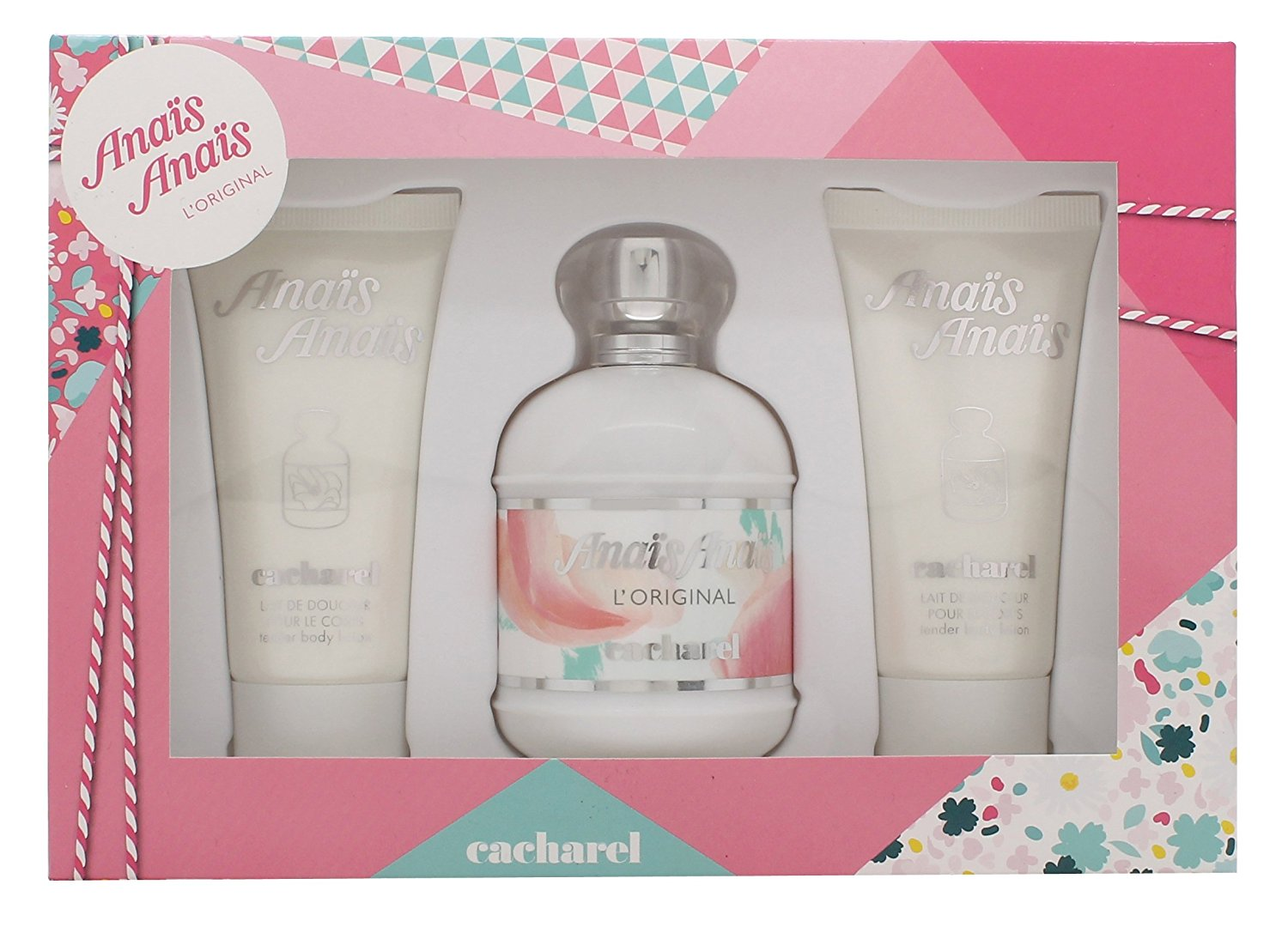 Get Quotations · Cacharel Anais Gift Set for Women