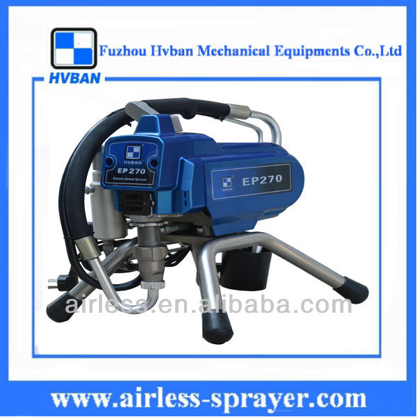 2.7L/Min HVBAN Type Electric Paint Sray Gun, painting machine